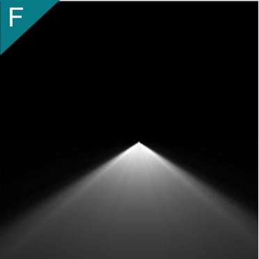 Lampada antideflagrante atex a LED Serie FR